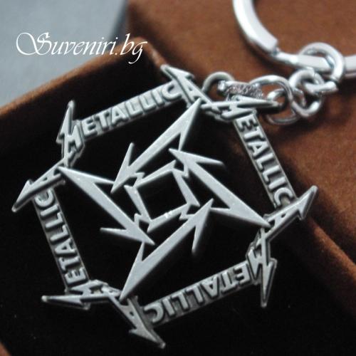 MetallicA - метален сувенир за меломани
