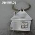 Home - My Sweet Home - метален ключодържател