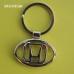 Хонда - изчистен метален ключодържател с елипса
