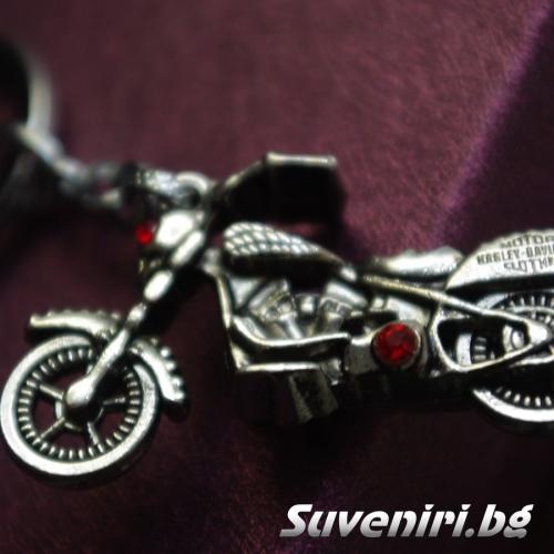 Харлей Дейвидсън - мотоциклет, под формата на ключодържател