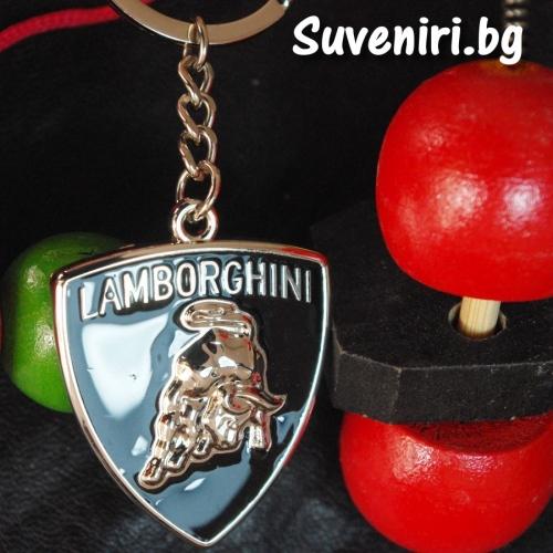 Ламборгини - метален ключодържател