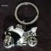 Мотоциклет, метален сувенир