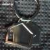 Метална къщичка - сувенир, подходящ за хора, които скоро са си закупили жилище