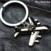 Пътнически самолет - луксозен ключодържател