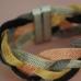 Гривна с три цвята и магнитно закопчаване