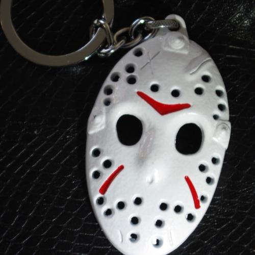 Хокейна маска - сувенир от филма Петък 13-ти