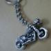 Ръчно изработен мотоциклет - сувенир - ключодържател