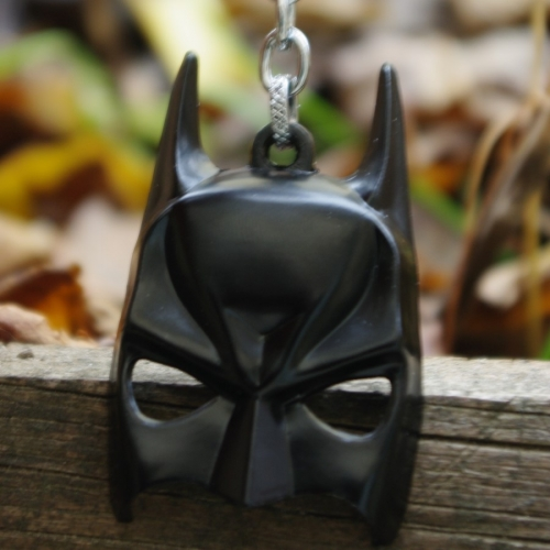 Маската на Батман - метален ключодържател