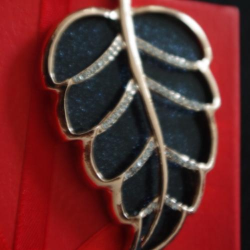 Златист лист - нежен сувнеир