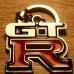 Ключодържател за Nissan GT-R